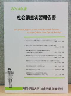 2014年度報告書