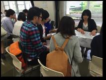 NPOお見合い会へ参加(6月)