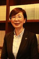 社会福祉学科主任の写真