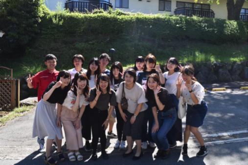 2017年9月 3年生ゼミ合宿